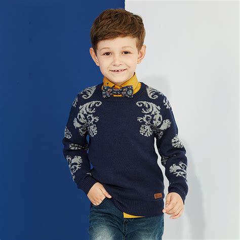 Sweater Tintin Zemba Clothing 1 fall luxury fashion children clothing boy sweater cotton high quality child sweater winter warm