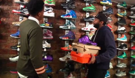 sneaker pawn shop meet the 16 year new york s