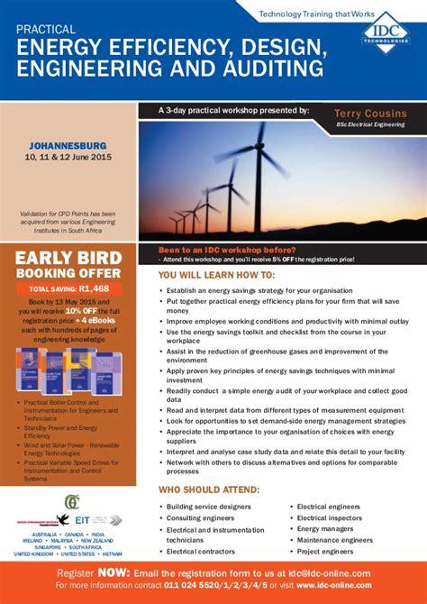 energy analysis and audit american home design in practical energy efficiency design engineering auditing
