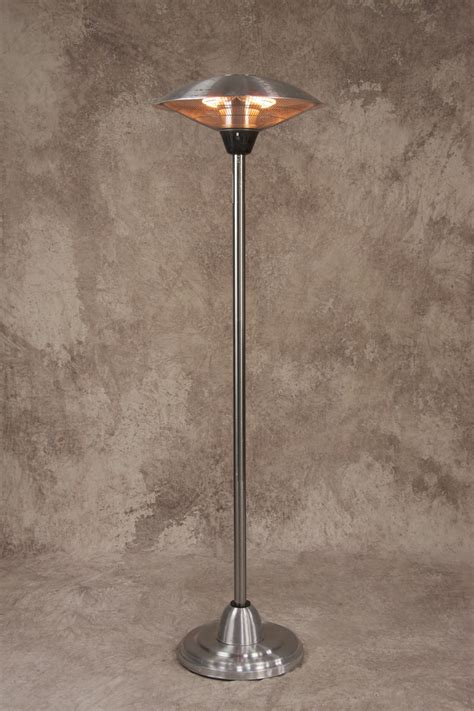 Patio Heaters R Us Stainless Electric Radiant Heater Patio Heaters R Us