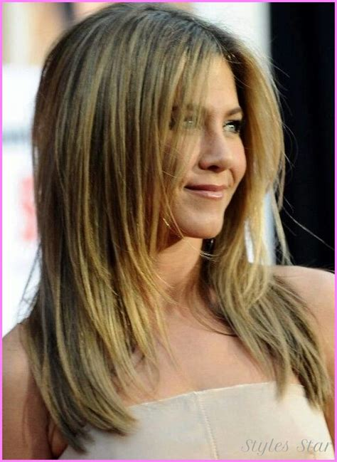 haircuts for straight hair with layers layered haircuts for long hair straight stylesstar com