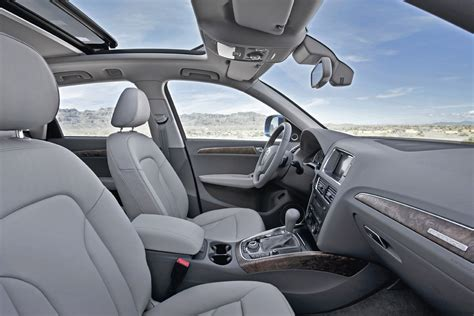 Audi Q5 2011 Interior by Audi Q5 2 0 Tdi Expected To Launch Next Month