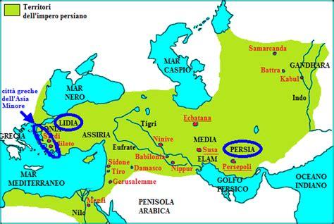 città persiane le cause delle guerre persiane