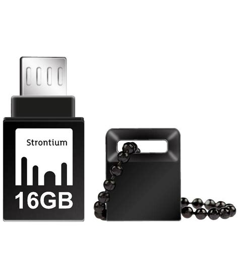 Otg 16gb strontium 16gb nitro on the go otg usb 3 0 flash drive