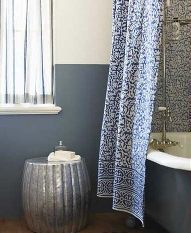organic cotton shower curtain organic cotton shower curtains from amy butler vivaterra