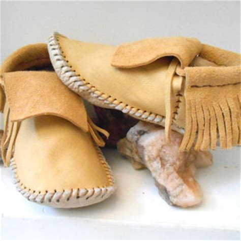 Handmade American Shoes - shop american moccasin on wanelo