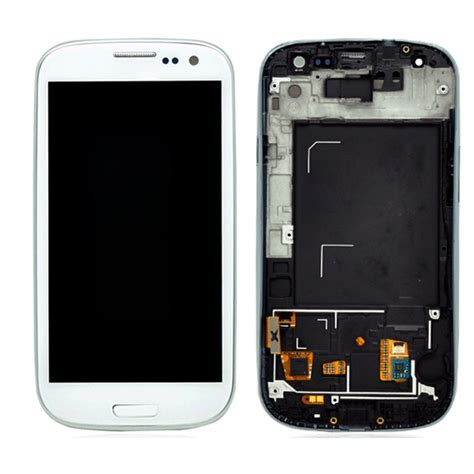 Lcd Galaxy S3 For Samsung Galaxy S3 Iii I9300 Lcd Display Touch Screen Digitizer Glass Panel Assembly