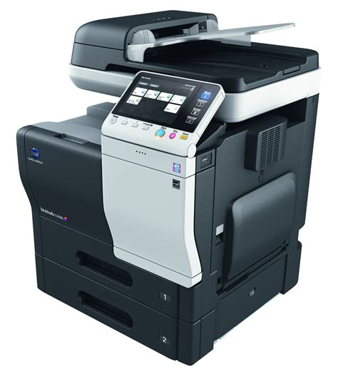 color copiers konica minolta bizhub c3850 color copier printer scanner
