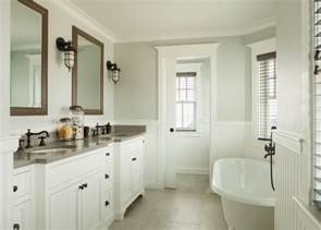 Wainscoting Kits For Bathrooms Bathroom Wainscoting The Finishing Touch To Your