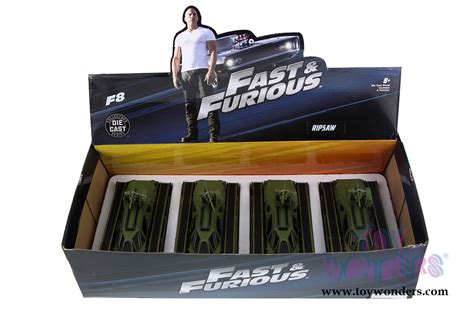 Fast Furious 8 Ripsaw 1 24 Scale Diecast Opening Features By toys fast furious ripsaw quot fast furious quot f8 98431 1 24 scale diecast model car