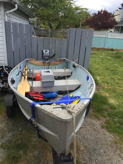 used boat trailers for sale victoria bc 12 foot aluminum boat trailer motor package reduced