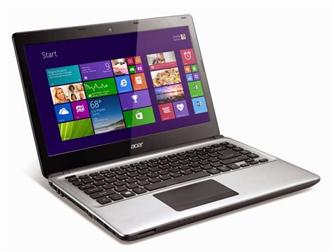Terbaru Laptop Acer Aspire E1 470 Driver Acer Aspire E1 470 For Windows 8 1 64bit Drivers Laptop