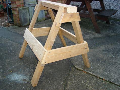making a trestle make your own dinghy trestle prop stand uk hbbr