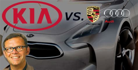 Kia Schreyer Kia A Bold And Questionable Move With The New Gt