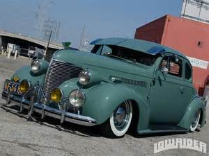 39 chevy coupe lowriders