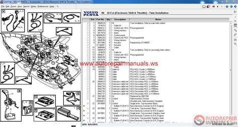 5 7 gxi volvo penta wiring diagram electrical schematic