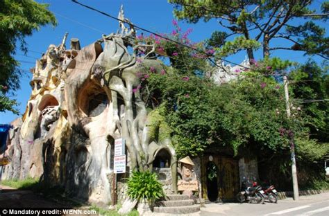 crazy house crazy house in vietnam combines elements of gaudi dali and disney for a truly fairytale holiday