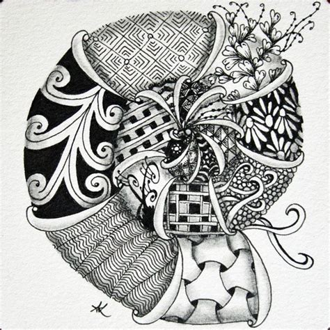 Zentangle Vorlagen Muster meine zentangle muster willkommen bei tangle germany zentangels zentangle