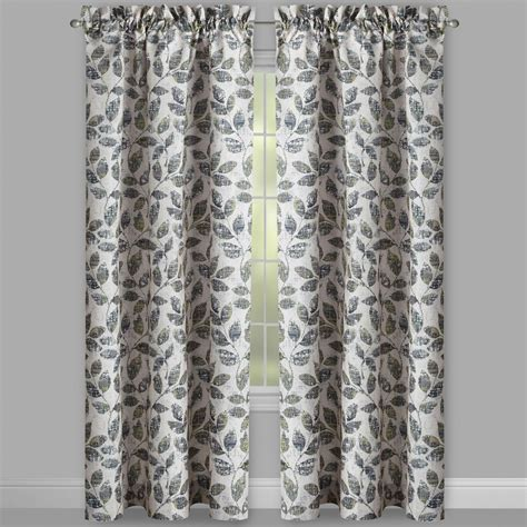 solstice brusel room darkening window curtains set of 2