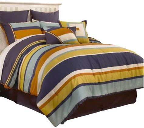 beverly polo club harbor 6 comforter set
