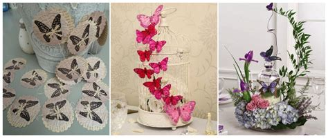 co de fiori scarpe tendenze matrimonio la decorazione con farfalle