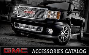Gmc Truck Accessories Catalog Parts 174 Gmc Accessories 2015 Siera 1500 Performance