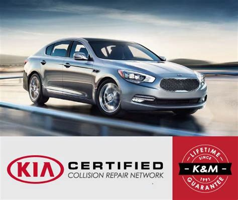 Kia Collision Center Certified Kia Shop In Nc K M In Hickory