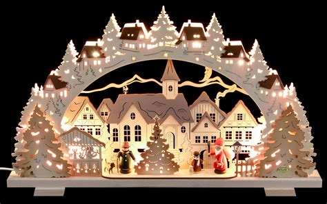 candle arch christmas time exclusive 53 215 31 215 4 5 cm 21 215 8