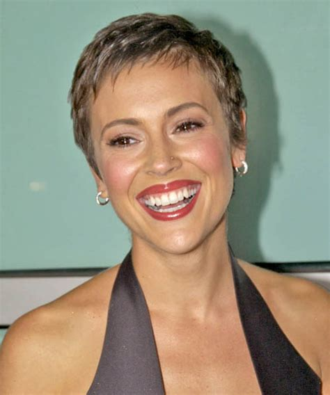 pre hair cuts alyssa milano cheveux style grace cossington smith