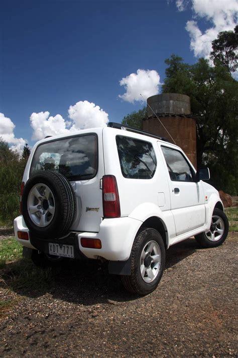 jimny sierra suzuki jimny sierra review road test caradvice