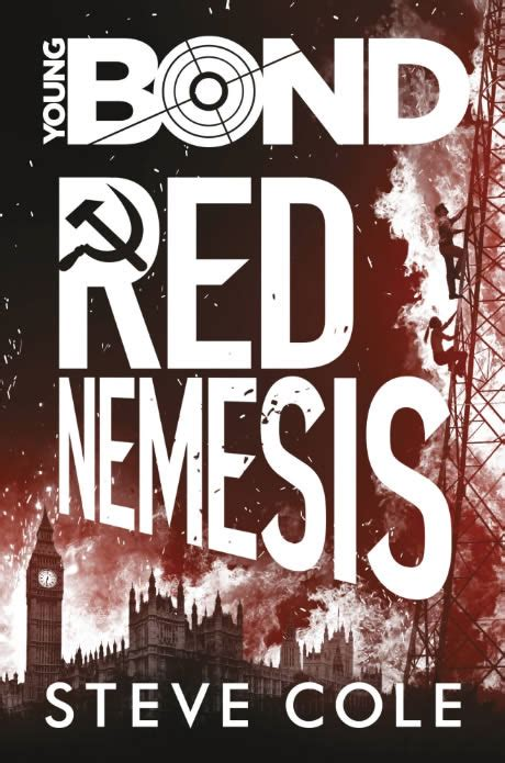 young bond red nemesis 1782952438 red nemesis 2017 written by steve cole