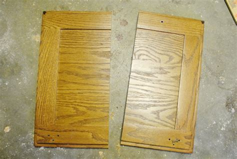 Cutting Down A Few Cabinet Doors To Fit Young House Love
