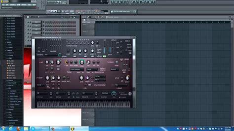 tutorial fl studio 11 dubstep best dubstep bass in fl studio with harmless plugin