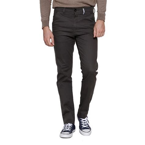 Oliveinch Chino Brown oliveinch chino slimfit 6 warna twill stretch