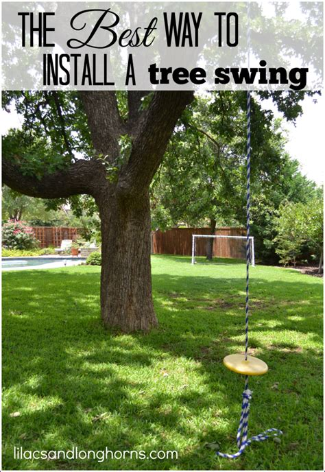 best way to hang a swing from a tree best way to hang a swing from a tree 28 images would