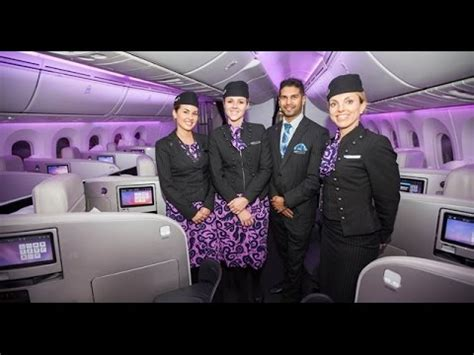 cabin crew qualifications air new zealand flight attendant requirements air new