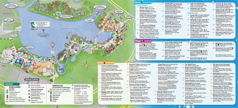 map of downtown disney updated downtown disney map includes new stores