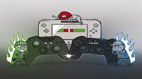 console war the problem with the console wars
