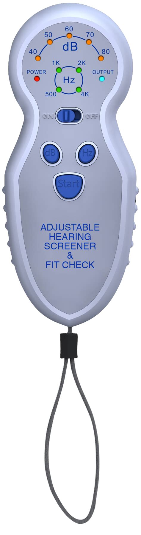 ear inc announces adjustable hearing screener fit check