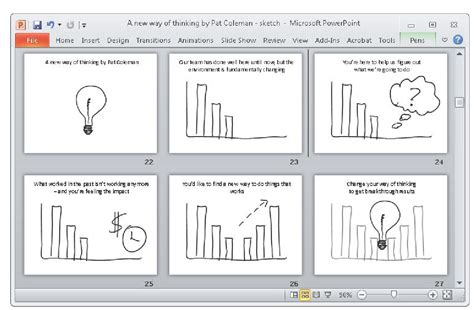 storyboard template for powerpoint sketching your storyboard using microsoft powerpoint part 3