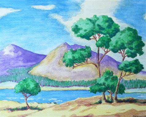 cuadros modernos pinturas art 237 sticas figurativas victor imagen de paisajes para competir de arte dibujos pinturas