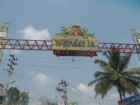 theme park in bangalore try the mixer picture of wonderla amusement park