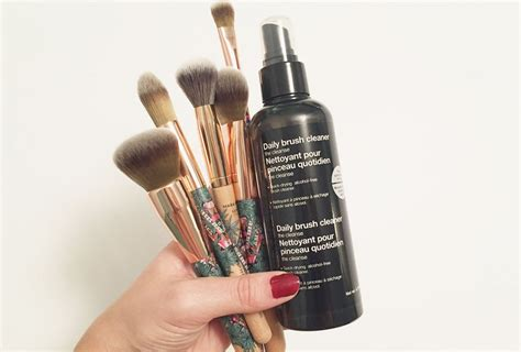 Brush Make Up Sephora sephora daily makeup brush cleaner review saubhaya makeup