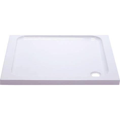 Low Profile Shower Base by Suregraft Low Profile Shower Trays Inc Waste 900x900mm
