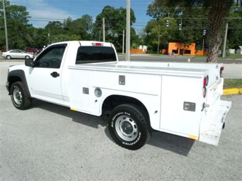 used utility beds purchase used knapheide utility bed service body work