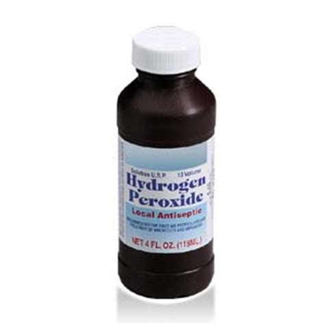 can you use peroxide on a hydrogen peroxide mouthwash new health advisor