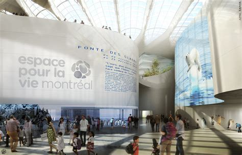 Design Competition Montreal | azpml and kanva reimagine montr 233 al s biodome in winning