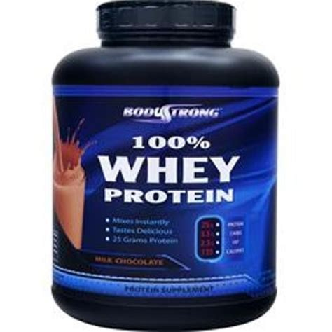 better whey protein bodystrong 100 whey protein in 5 lbs better quality saves