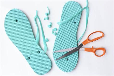 flip flop house shoes crochet slippers with soles free crochet patten using flip flops