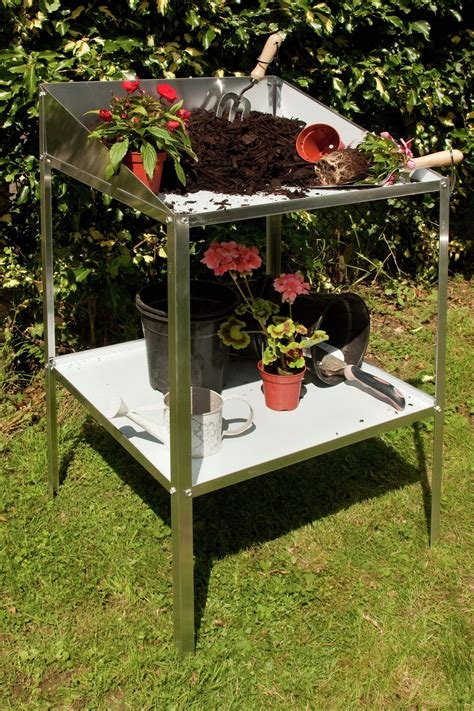 greenhouse benches uk potting table garden potting tables greenhouse potting
